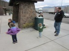 2013.17.3 - Oregon Rest Area - my beloved brood