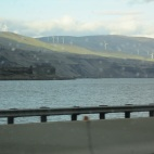 2013.17.3 - from the road, I-84 Oregon - the windmills are so huge!