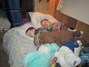 cozy campers