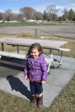 2013.20.3 - Declo, Idaho Rynae enjoying the sunshine :)
