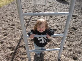 2013.20.3 - Declo, Idaho playing at the park