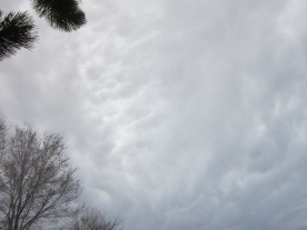 2013.20.3 - Declo, Idaho rolling cloud formations, thunder and lightning