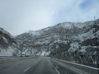 2013.22.3 - On and off snow, beautiful rocky mountains
