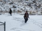 2013.23.3 - Enjoying the snow in Evanston, Wyoming