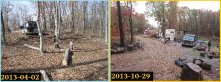 2013-10-29 Comparison of Driveway
